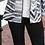 Thumbnail: Black Pant ~ Fit Tummy Control Skinny Leg