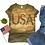 Thumbnail: USA Camo Tie-Dye T-Shirt