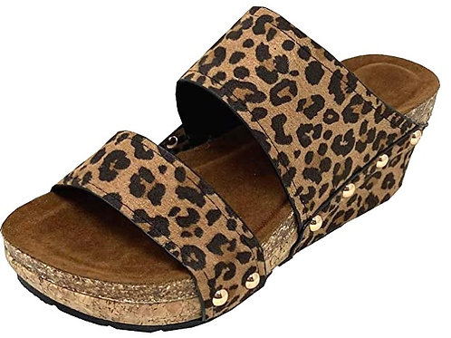 Leopard Wedge