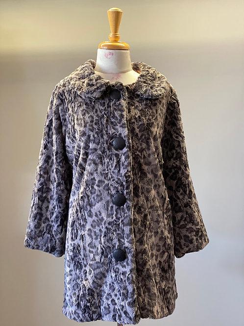Ivy Jane Faux Fur Jacket