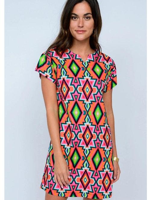 Ivy Jane Neon Dazzle Dress