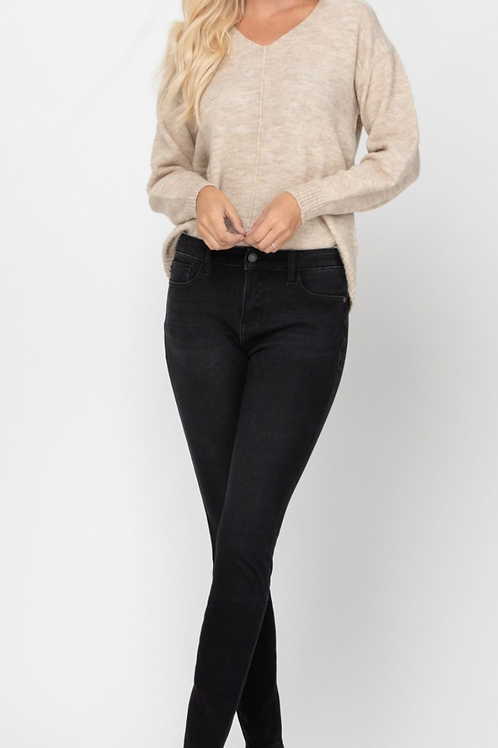 Black Judy Blue Denim Jeans
