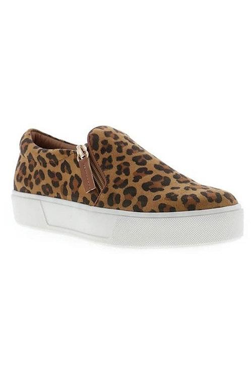 Volatile Hopper Tan/Leopard