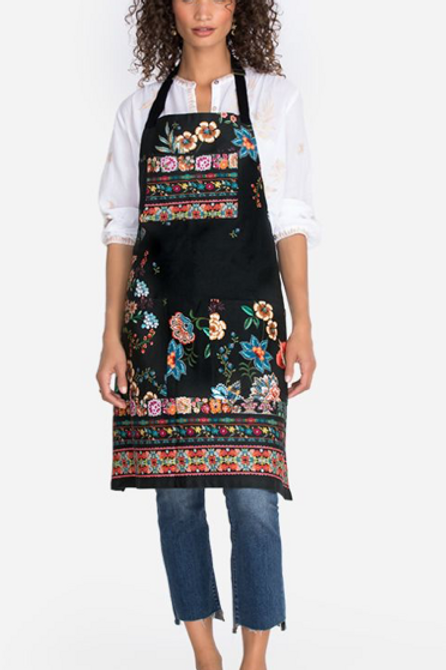 Johnny Was Printed Apron