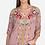 Thumbnail: Johnny Was Blush EmbroideryTop