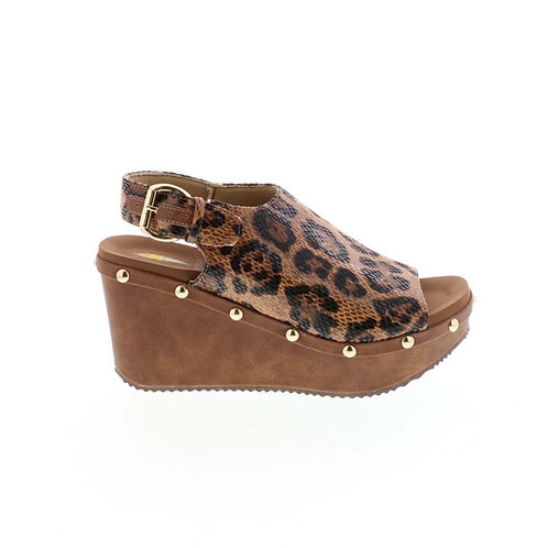 Volatile Porsum Tan/Leopard