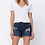Thumbnail: Judy Blue Denim Mid Rise Camo Patch Shorts