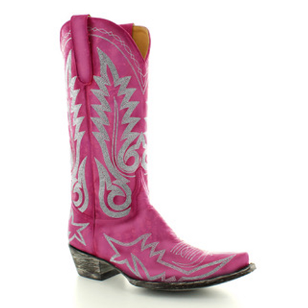 Old Gringo Hot Pink Boots