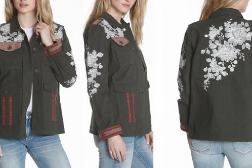 Driftwood ~ Embroidery Jacket