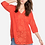 Thumbnail: Coral Embroidery JW Top