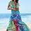 Thumbnail: Dreamy Silk Floral Dress
