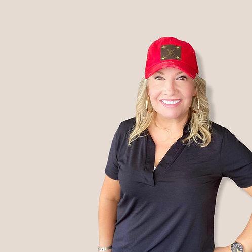 Red Cap - Repurposed