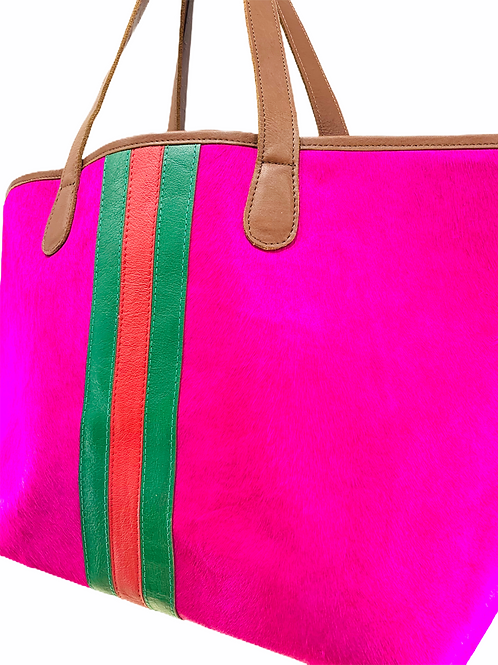 Hot Pink Tote