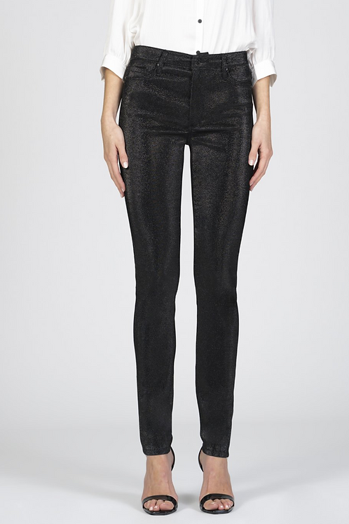 High Rise Skinny Black Orchid