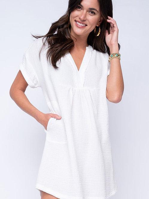 Bella Doll White Dress