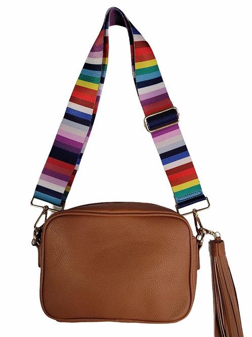 Zip Top Bag with Strap