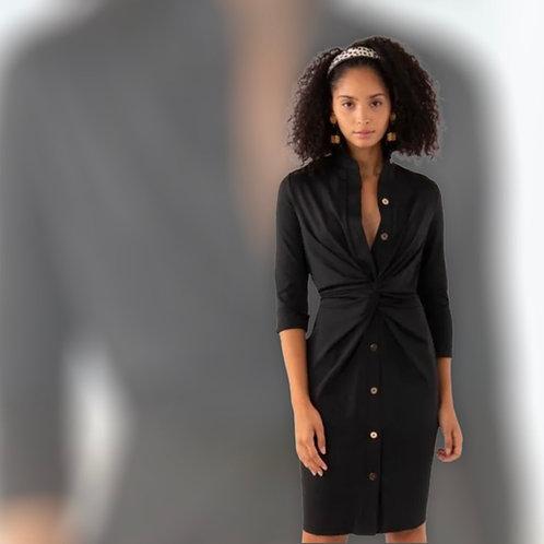 GS Black Dress