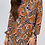 Thumbnail: Paisley Mock Neck Knit Dress Ivy Jane