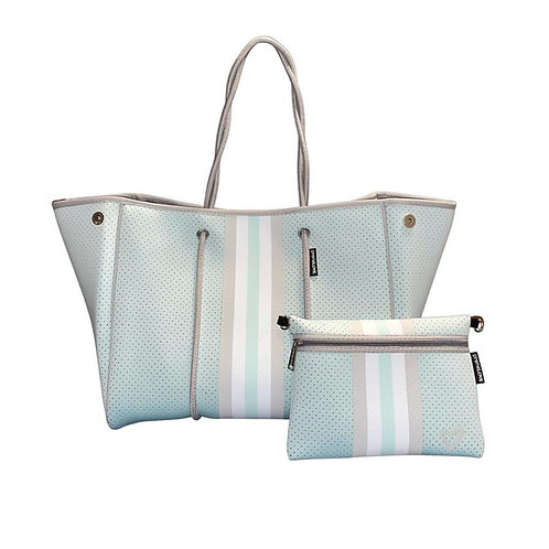 Baby Mint Tote with Clutch
