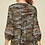 Thumbnail: Hot Camo Vibes Embroidery Top
