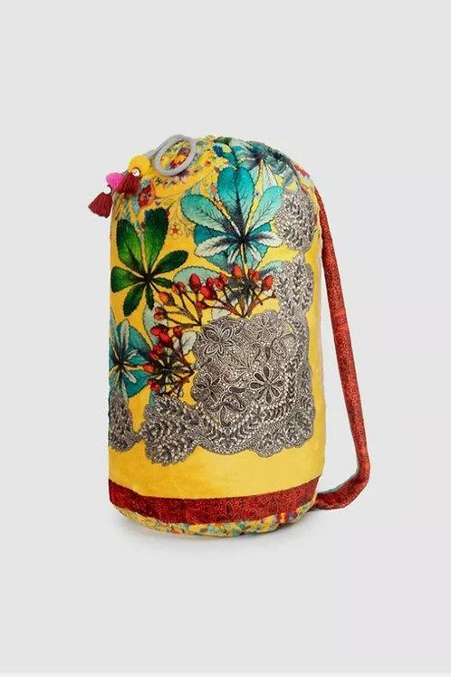 JW Floral Blanket
