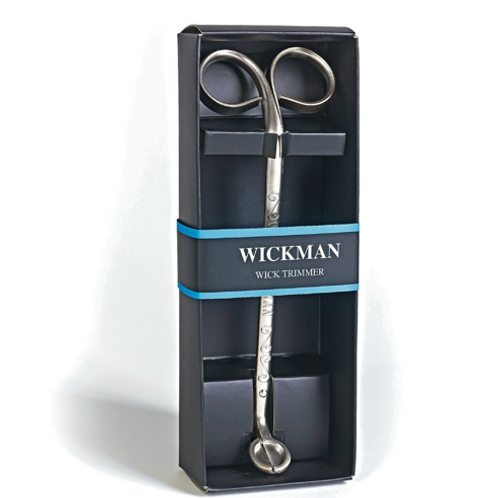 Wickman trimmer with pewter finish boxed