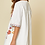 Thumbnail: Chard White Floral Embroidery Dress