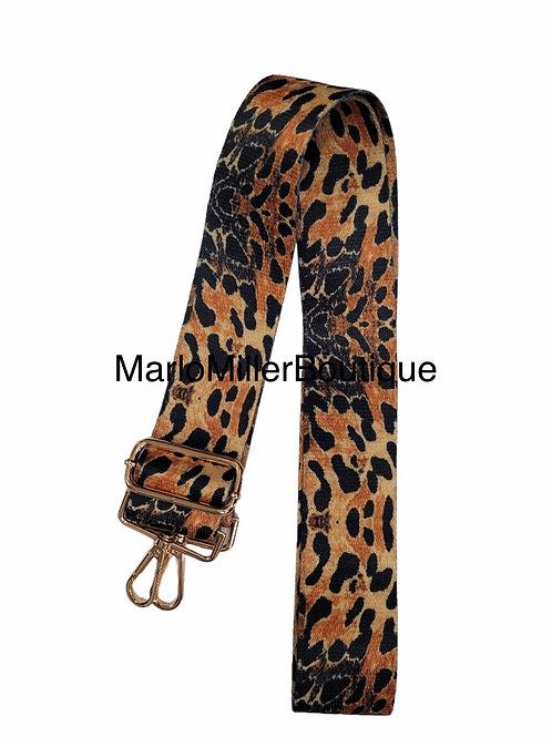 Leopard Single Strap