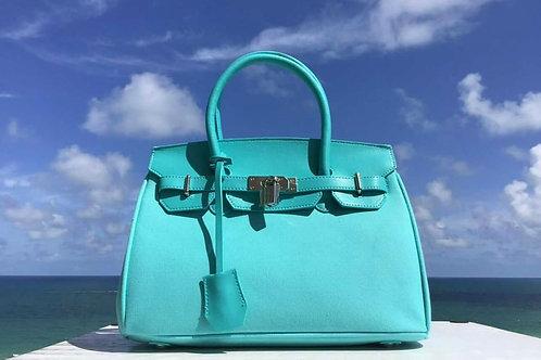 Turquoise Sun ~ Handbag