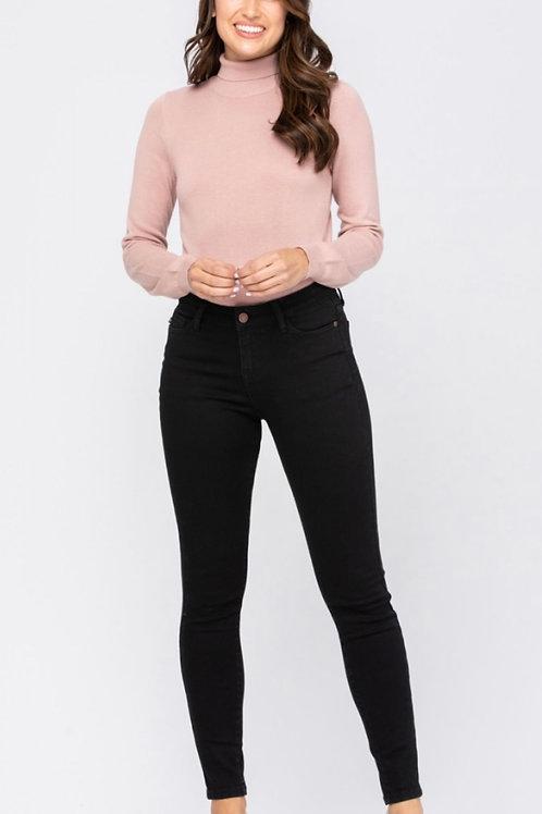 Judy Blue Black Denim Jeans