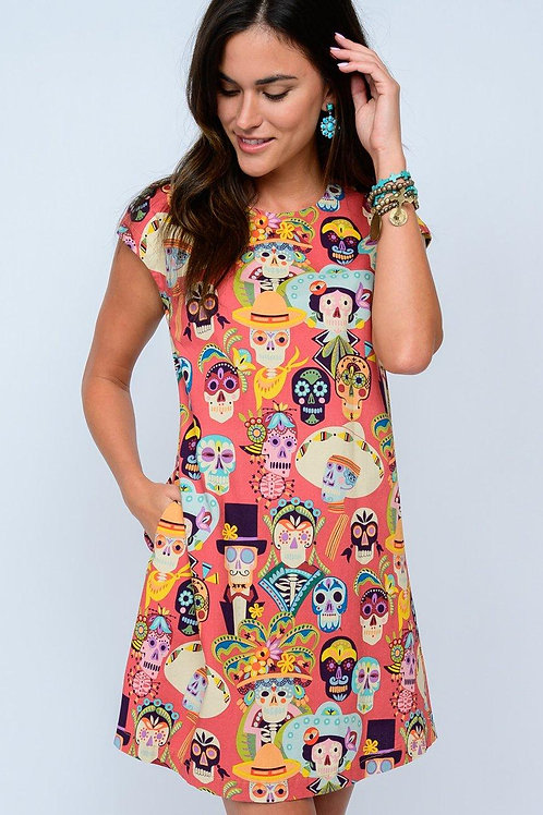 Ivy Jane Skull Dress
