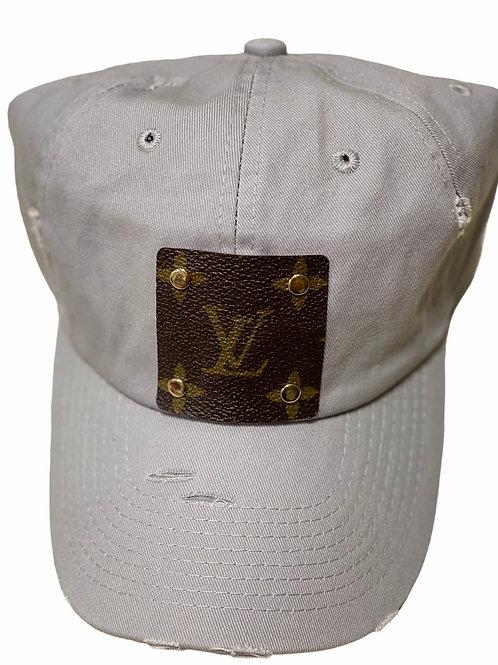 Tan Cap - Repurposed