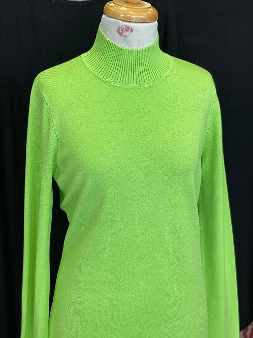 Lime Lightweight Sweater