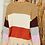 Thumbnail: Frayed V-Neck Sweater