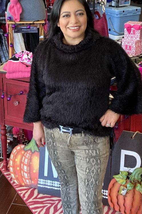 Ivy Jane Sweater Black