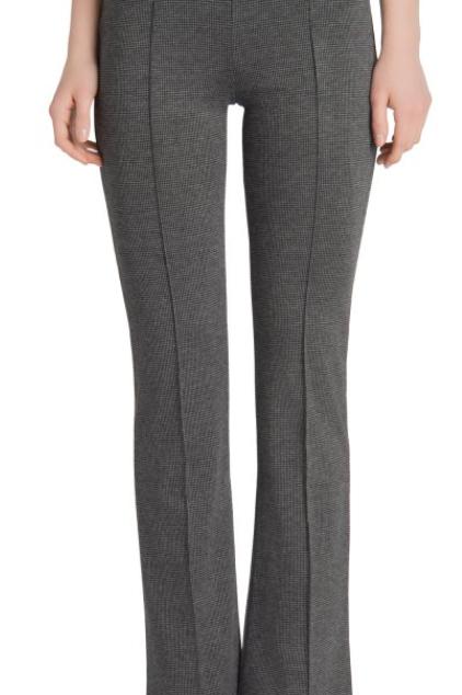 Lysee Wide Leg Grey Tummy Control
