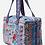 Thumbnail: Denim Duffel Embroidery Bag