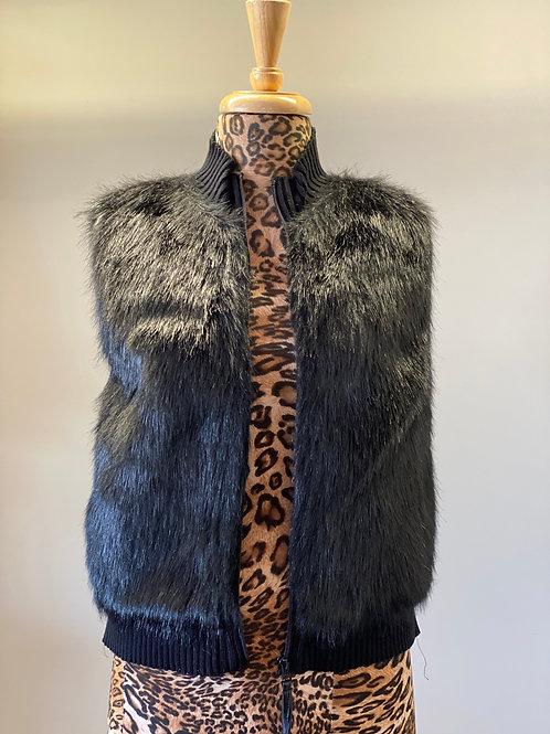 Tyler Boe Faux Fur Vest