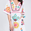 Thumbnail: Kaleidoscope Colorful Dress Ivy Jane