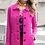 Thumbnail: Pretty In Pink Quilted Jacket