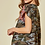 Thumbnail: Camo Floral Embroidery Top