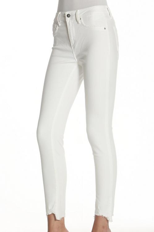 Driftwood White Jean