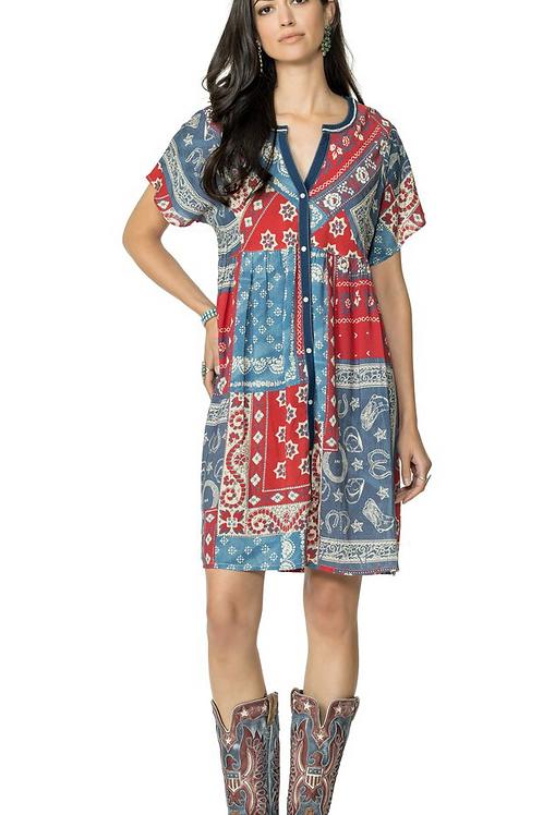 Double D Ranch ~SISSY'S BANDANA DRESS