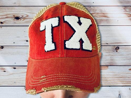 TX Red Cap