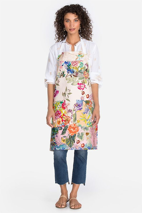 Johnny Was Floral Apron