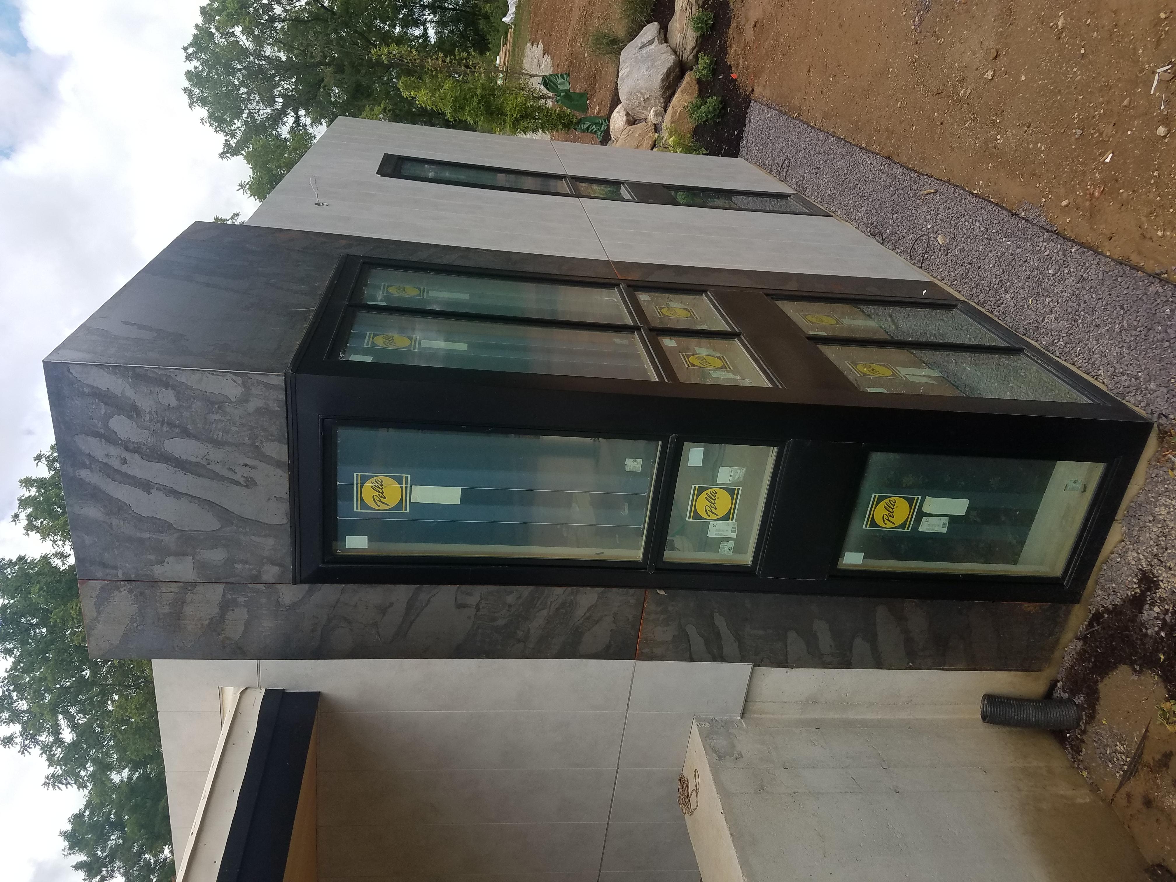 Steel Corner