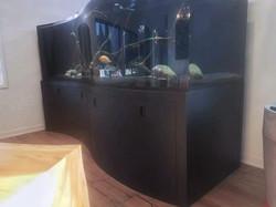 Custom Metal Aquarium Cabinets
