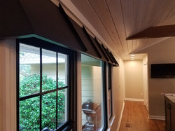 Awning on the Inside