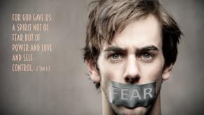 Resisting Fear
