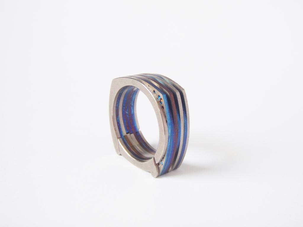 Orbis Paradisaea Ring